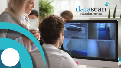 Access to CCTV footage under GDPR datascan redaction