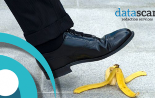 Personal Injury Claims datascan redaction