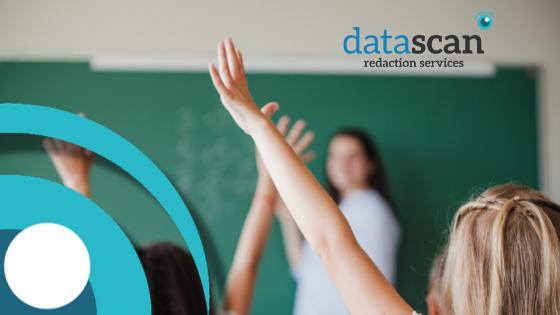 Schools datascan redaction