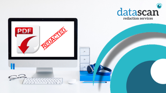 A Redaction Service that is Reliable datascan redaction