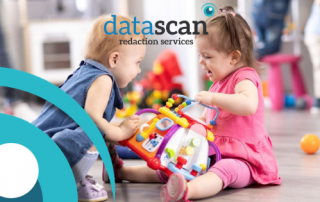 Data Redaction Requests across the Childcare Industry datascan redaction