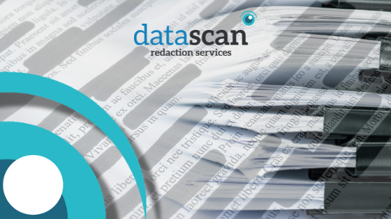 Redaction for Schools and Colleges datascan redaction